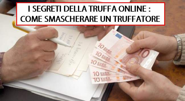 I segreti della Truffa online