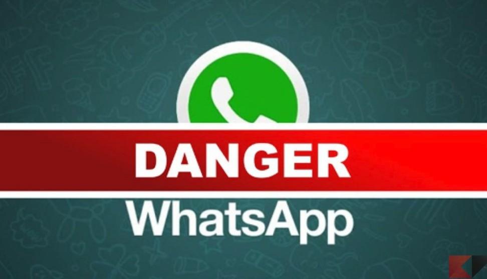 WhatsApp, qualcuno spia le nostre chat? L'app usata dagli stalker