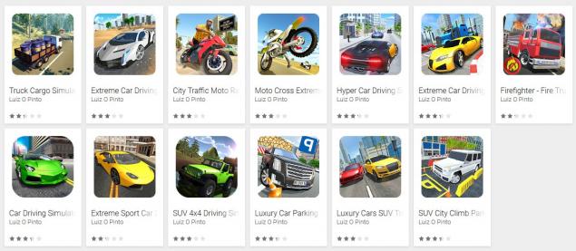 Ecco una bella carrellata di app da NON scaricare dal Google Play Store