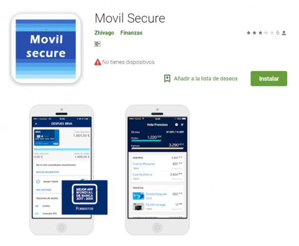 Trovata sul Google Play Store un'app bancaria falsa