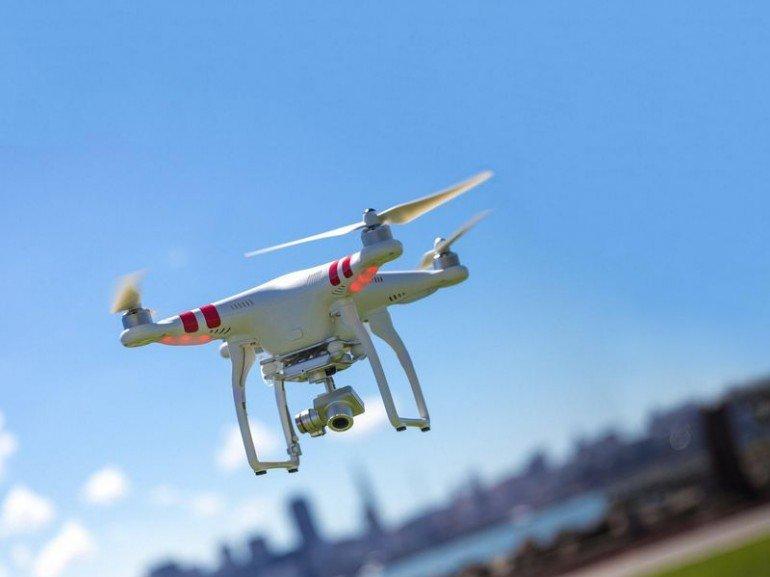 Quando i droni violano la privacy