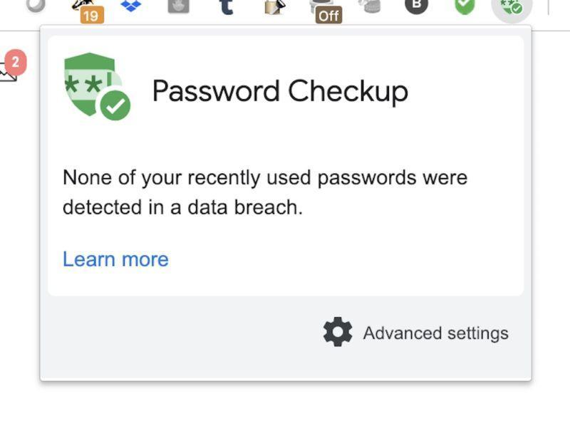 Google rilascia l'estensione di Chrome che avvisa gli utenti di password violate o poco sicure