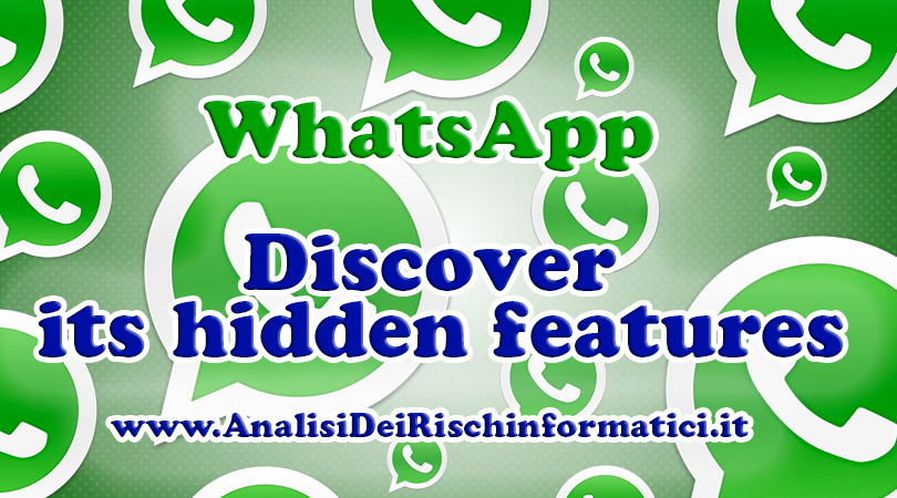 WhatsApp: Discover its hidden features