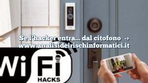 Se l'hacker entra… dal citofono