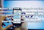 Attenti alle frodi su Paypal : conviene controllare periodicamente se si sono attivati pagamenti automatici. Scopri come fare un controllo veloce
