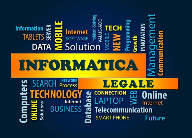 Informatica Legale : alcuni servizi offerti da Informatica in Azienda