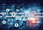 WolfRAT : Ecco il malware che spia le tue chat