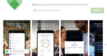Controllare uso ed abuso del telefono grazie alla APP Benessere digitale di Google