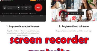REGISTRA GRATUITAMENTE VIDEOCONFERENZE, VIDEOLEZIONI, FILM E MUSICA CON IFUN SCREEN RECORDER