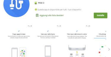 APP Ripristino dati Android : importante aggiornamento di google