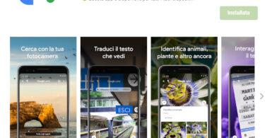 Google Lens : cerca, scopri, comprendi, traduci, scansiona …