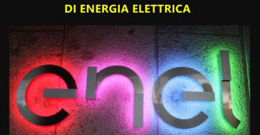 ENELENERGIA – EMISSIONE BOLLETTAWEB DI ENERGIA ELETTRICA DI 2021-18-10