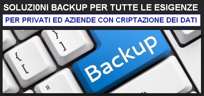 backup privati ed aziende