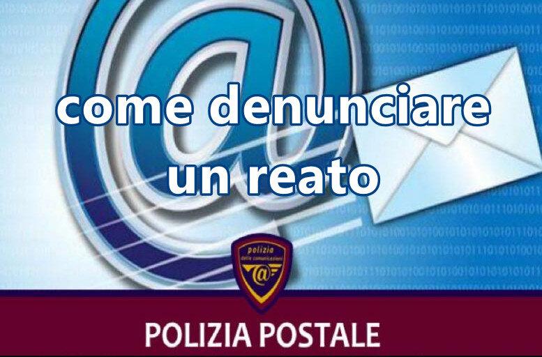 Polizia Postale : come denunciare un reato